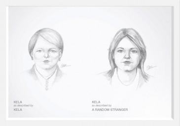 DOVE real beauty sketches - Kela