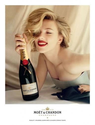drinks column Scarlett_Moet_Chandon_Glamour